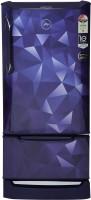 Godrej 255 L Direct Cool Single Door 3 Star Refrigerator with Base Drawer  with Intelligent Inverter Compressor(Prism Blue, RD EDGEDUO 270C 33 TDI PS BL)