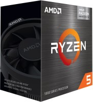 amd Ryzen 5 5600G 3.9 GHz Upto 4.4 GHz AM4 Socket 6 Cores 12 Threads 3 kB L2 16 kB L3 Desktop Processor(Grey)