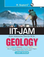 Iit-Jam - M.Sc. GEOLOGY Previous Years Paper (Solved): Collection of Various Entrance Exams MCQs(English, Paperback, Hussain Ajhar)