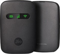 Jio JMR 4G HOTSPOT Data Card(Black)