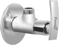 Prestige Passion Angle Cock Angle Cock Chrome Finishing Bathroom & Kitchen Tap with Flange Bib Tap Faucet Angle Cock Faucet(Wall Mount Installation Type)