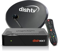 Dish TV SD Box with 1 Month Super Family Bangla