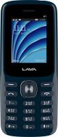 LAVA A1 2021(Blue, Silver)