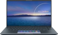 ASUS Zenbook 14 ScreenPad Touch Panel Core i5 11th Gen - (8 GB/512 GB SSD/Windows 10 Home/2 GB Graphics) UX435EG-AI501TS Thin and Light Laptop(14 inch, Pine Grey, 1.29 kg, With MS Office)