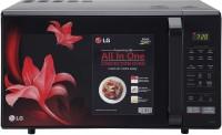 LG 28 L Convection Microwave Oven(MC2846BR, Black)