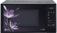 LG 21 L Grill Microwave Oven(MH2044BP, Black)