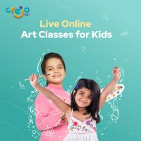 Crejo.fun Live Online Classes on Art & Craft for Kids: Vocational & Personal Development(Voucher)