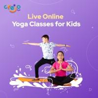 Crejo.fun Live Online Classes on Yoga for Kids: Vocational & Personal Development(Voucher)