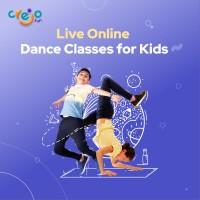 Crejo.fun Live Online Classes on Hip-Hop Dance for Kids: Vocational & Personal Development(Voucher)
