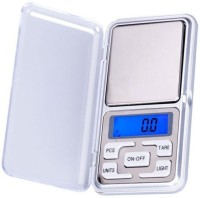 marvellz 0.1 gm to 200 gm mini packet weighing machine Weighing Scale(White)