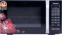 Panasonic 23 L Convection Microwave Oven(NN-CT35LBFDG, Black Floral)