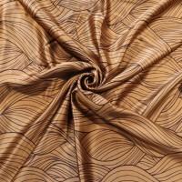 Niyanta 1 TC Polyester Double Printed Bedsheet(Pack of 1, design 26)