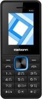 KARBONN KX3(Black,blue)