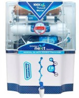 Aqua Fresh Omega skyland 18 L RO + UV + UF + TDS Water Purifier(White-Red)
