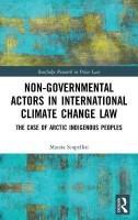 Non-Governmental Actors in International Climate Change Law(English, Hardcover, Scopelliti Marzia)