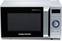 Morphy Richards 28 L Convection Microwave Oven(Combo of 28DCOX DuoChef OTG and Hand Blender HM02, Silver and White)