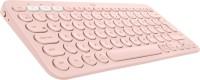 Logitech K380 Bluetooth Tablet Keyboard(Rose)