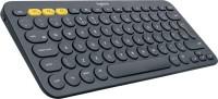 Logitech K380 Bluetooth Tablet Keyboard(Dark Grey)