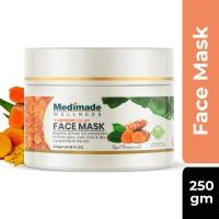 Medimade Turmeric Clay Face Mask(250 g)