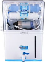 KENT Ace 8 L RO + UV + UF + TDS Water Purifier(White)