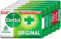 Dettol Original Germ Protection Soap(4 x 125 g)