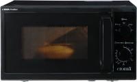 Croma 20 L Solo Microwave Oven(CRAM2026, Black)