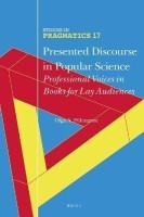 Presented Discourse in Popular Science(English, Hardcover, Pilkington Olga)