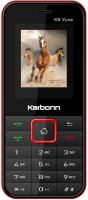 KARBONN K9 Yuva(Black & Red)
