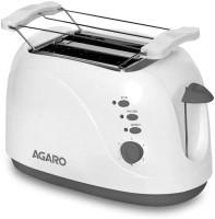 AGARO 33525 750 W Pop Up Toaster(White)