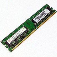 Hynix hymp125u64cp8-y5 DDR2 1 GB PC ddrr 2 1gb (5300u)(Green)