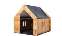 Pankhudi Dog House Pet House for Dogs Large Wooden Dog House for Small Medium Dog Foldable Pet House Cat House