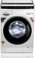 IFB 8.5 kg Steam Wash, Pet Hair Removal, O2 Bubble Wash and 95 C Hygiene Wash Fully Automatic Front Load Silver(Senator Smart Touch SX 8514)