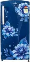 Lloyd 200 L Direct Cool Single Door 4 Star Refrigerator with Base Drawer(Begonia Blue, GLDF214SBBT2PB)
