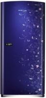 Voltas 185 L Direct Cool Single Door 1 Star Refrigerator(Kassia Purple, RDC205EKPRX/2021)