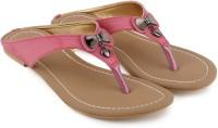 Shezone Women Pink Flats