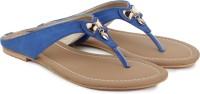 Shezone Women Blue Flats