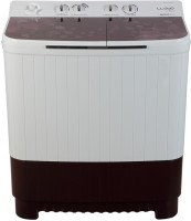 Lloyd 9 kg Semi Automatic Top Load Red, White(LWMS90RT1)