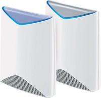 NETGEAR AC3000 Tri-Band Orbi Pro Business WiFi System-SRK60-100EUS 3000 Mbps Mesh Router(White, Tri Band)