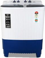 MarQ By Flipkart 8.5 kg 5 Star Rating Semi Automatic Top Load White, Blue(MQSA85H5B)