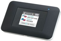 NETGEAR 4G LTE Mobile Hotspot-AC797-100EUS 797 Mbps 4G Router(Black, NA)
