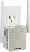 NETGEAR AC1200 Dual Band WiFi Range Extender with LAN port-EX6120-100PES 1200 Mbps WiFi Range Extender(White, Dual Band)