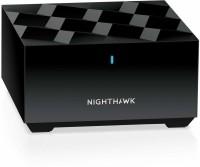 NETGEAR Nighthawk Mesh AX1800 Wifi 6 System add-on Satellite for MK62/63-MS60-100EUS 1800 Mbps Mesh Router(Black, NA)