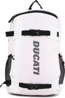 DUCATI DC21-029B 28 L Backpack(Black, White)