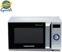 Morphy Richards 28 L Convection Microwave Oven(28DCOX DuoChef, Silver)