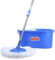 GALA Aqua Spin Mop Set(Blue, White)