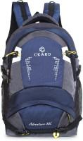 Ceard Hi-Storage Adventure 30 L Backpack(Blue, White, Grey)