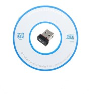 Adnet 2.4Ghz Wireless Wifi Dongle 802.11n Connector USB Adapter(Black)