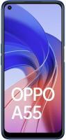 OPPO A55 (Rainbow Blue, 128 GB)(6 GB RAM)