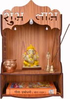 AscentWall Art Temple-JR014 Engineered Wood Home Temple(Height: 35.5, DIY(Do-It-Yourself))