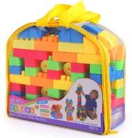 CATALYST Branded Building Block Set, DIY Interlock Construction Design Model Maker Block Set Educational Toy for Kids Educational Learning Toy for Kids Old Girls & Boys(Multicolor)